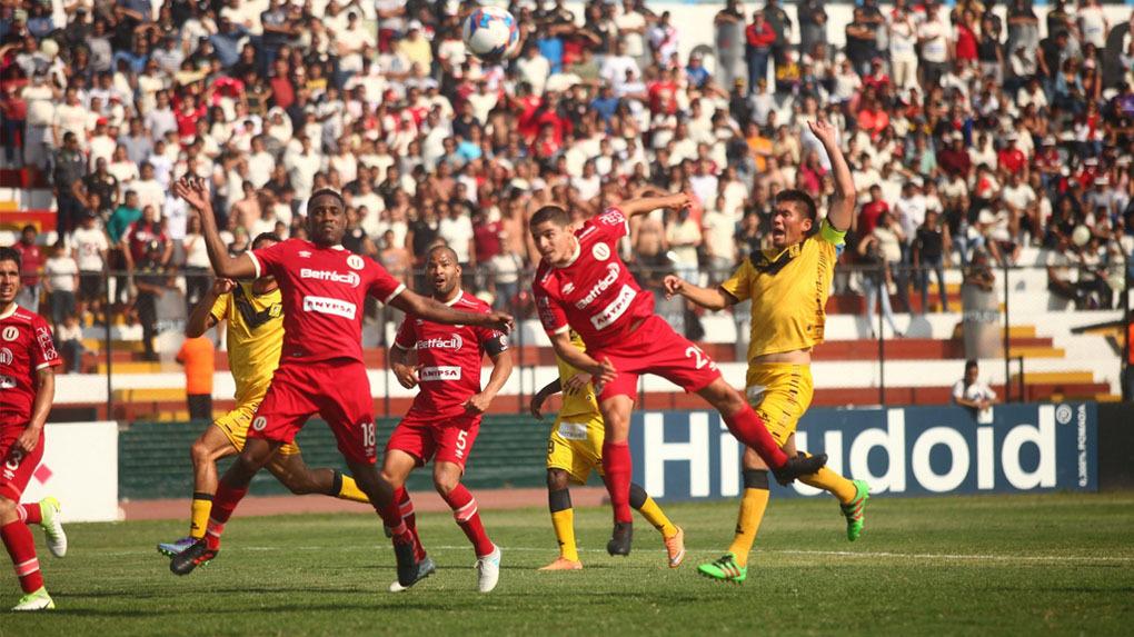 Universitario acabó en el cuarto lugar de la tabla acumulada.