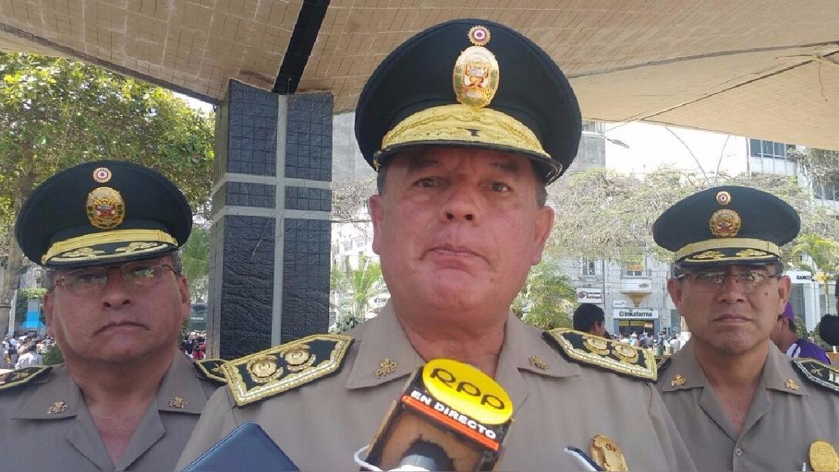 Jefe policial también se pronunció sobre asesinato de esposos.