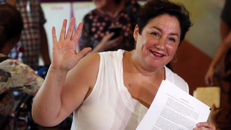 La decisión de Beatriz Sánchez es de carácter