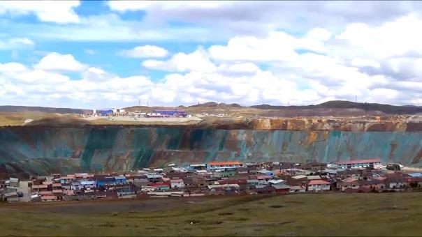 Remediación ambiental en Cerro de Pasco.