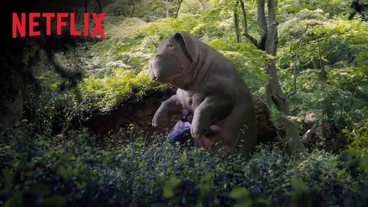 Este es el tráiler de Okja que presentó Netflix antes de su estreno.