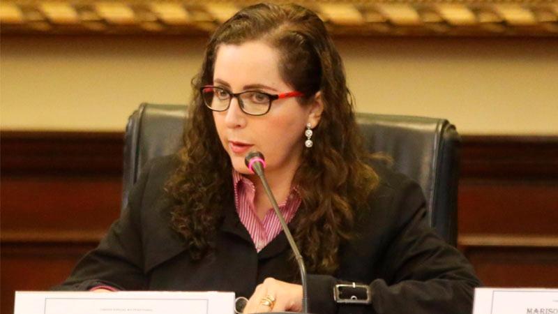 El congresista de Frente Amplio dijo que la presidenta de la Comisión lava Jato, Rosa Bartra, no actuó con objetividad ni imparcialidad cuando acudió al allanamiento de uno de los locales de Fuerza Popular.