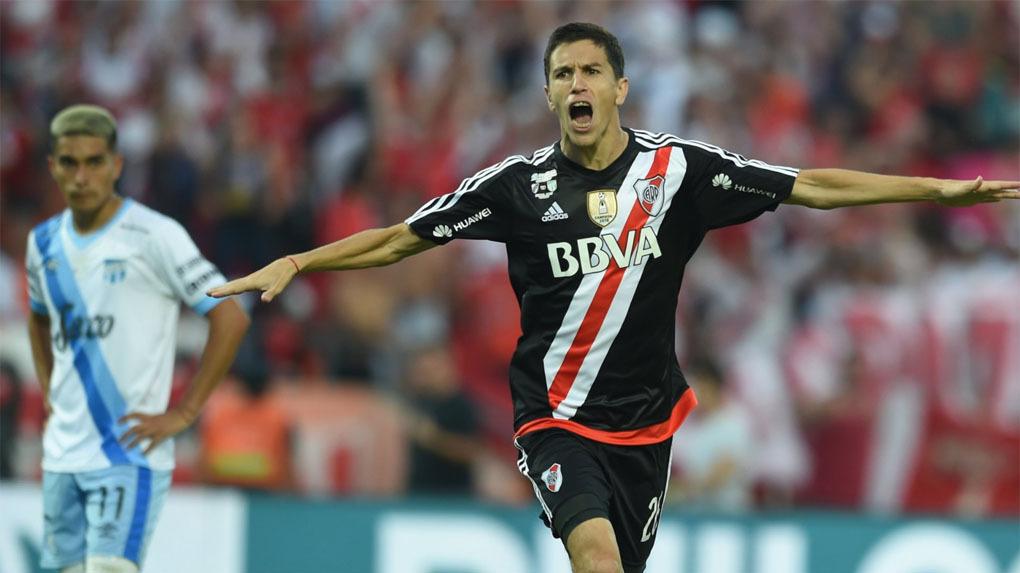 River Plate venció por 2-1 a Atlético Tucumán.