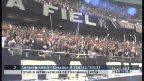 Final del Mundial de Clubes 2012: Corinthians 1-0 Chelsea