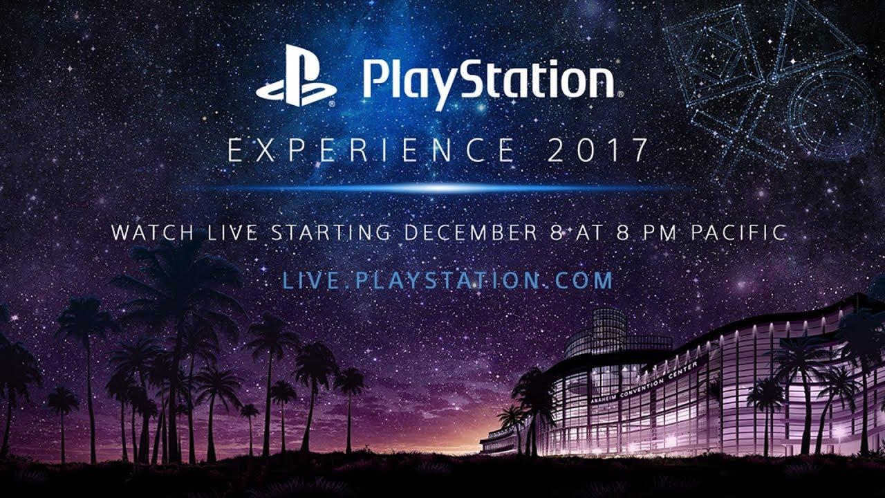 Acá puedes ver la conferencia de la PlayStation Experience 2017.