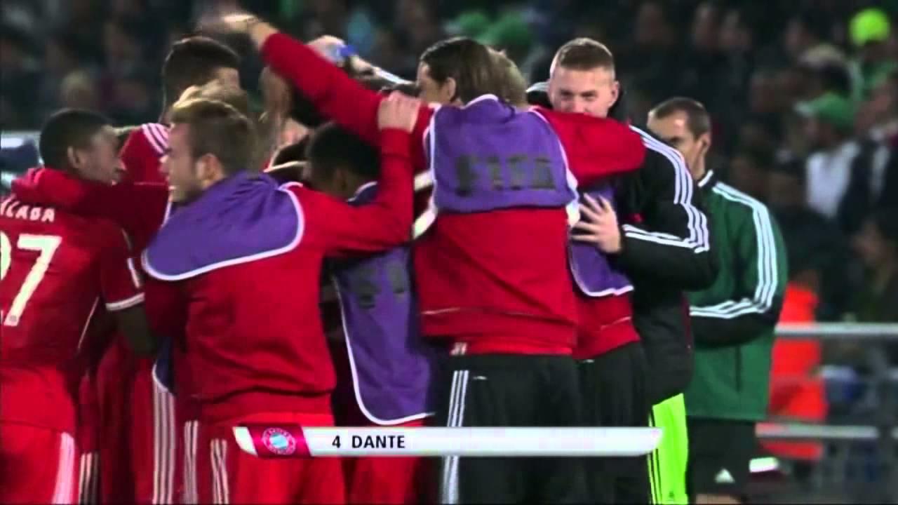 Final del Mundial de Clubes 2013: Raja Casablanca 0-2 Bayern Munich