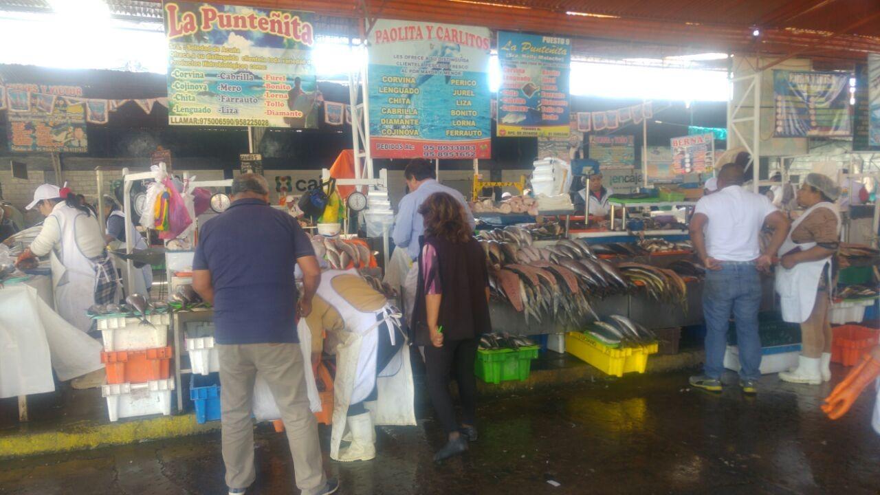 Para Navidad se espera una mayor reducción de precios en pescados.