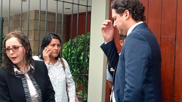 Rosa Bartra es legisladora de Fuerza Popular por la región La Libertad.