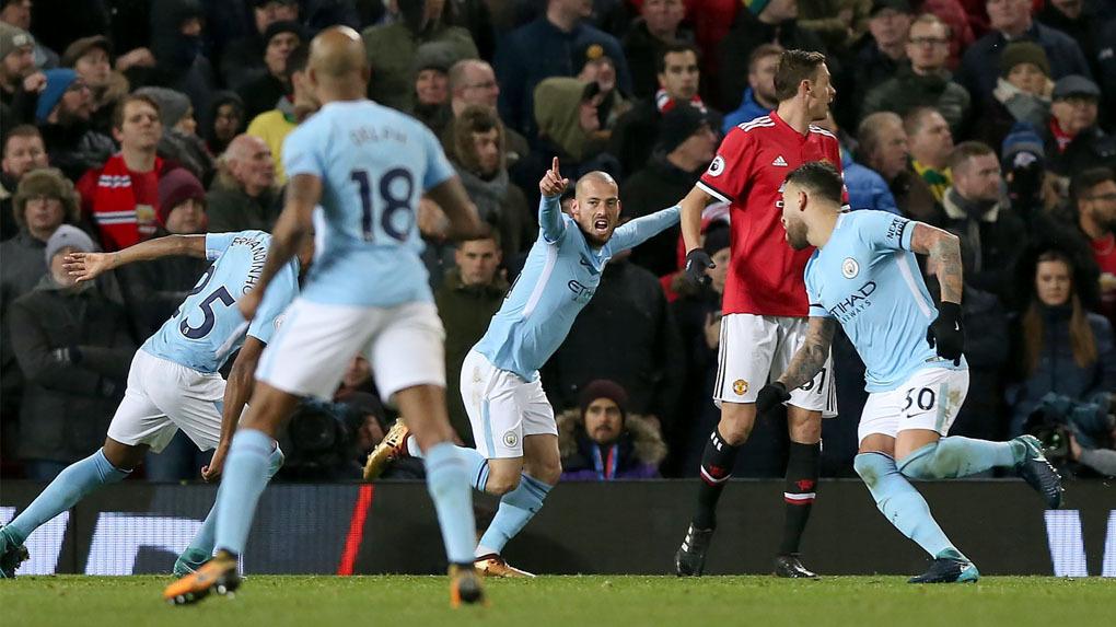 El Manchester City avanza a paso de campeón en la Premier League.