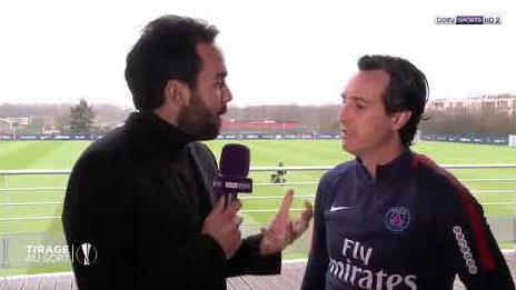 Escucha las declaraciones de Unai Emery sobre el Real Madrid.