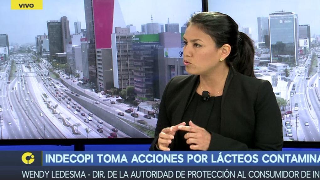 El Indecopi dijo que al Perú sólo ingresó un lote conteniendo sachets de leche en polvo con riesgo de salmonela, importado por Gloria al grupo francés Lactalis.