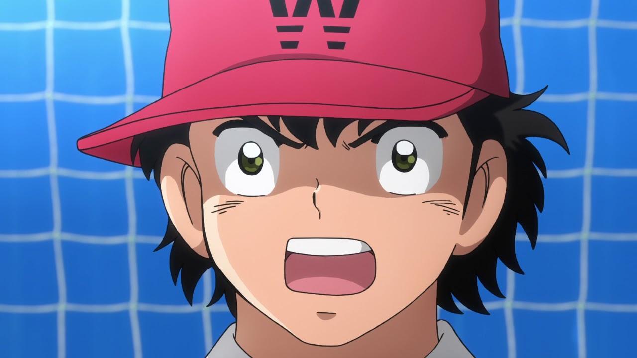 Este es el tráiler de la nueva seria animada de Captain Tsubasa, más conocida por estos lares como 'Los Supercampeones'.