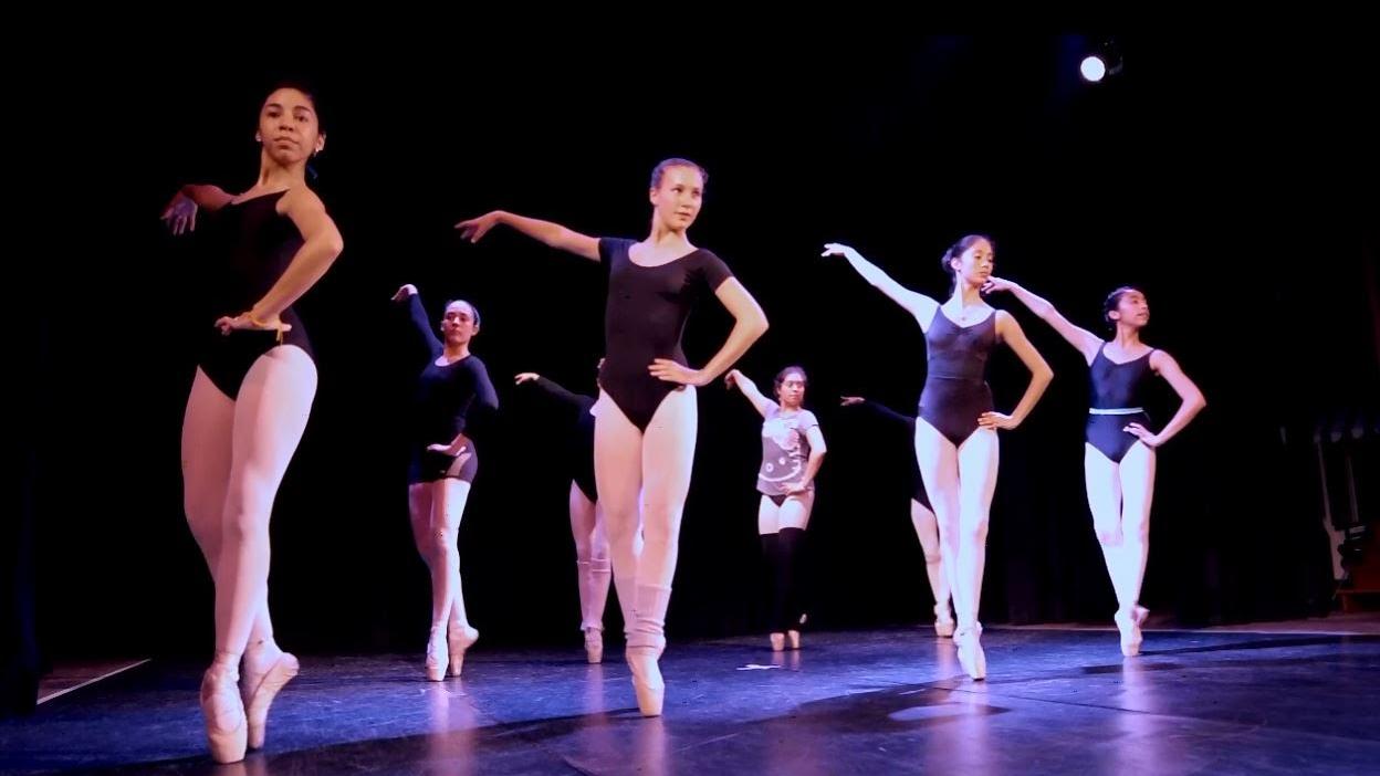 48 Años de la Escuela Nacional Superior de Ballet