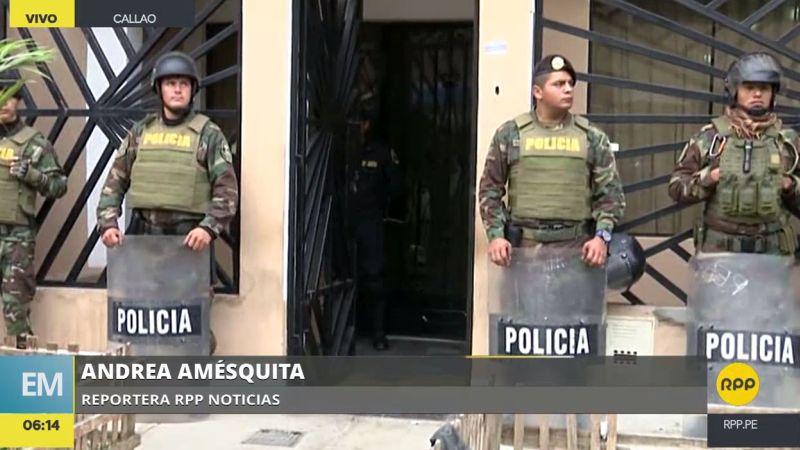 La Policía capturó a nueve miembros de la peligrosa banda 'Los Maras', dedicada al homicidio, extorsión y tráfico ilícito de drogas.