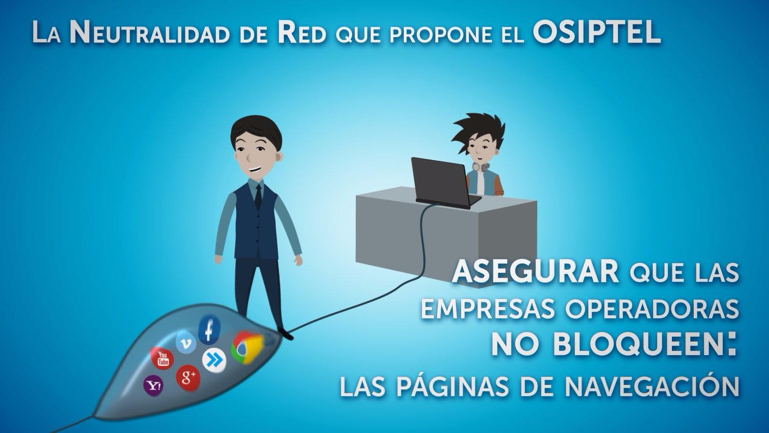 OSIPTEL aprobó el Reglamento de Neutralidad de Red en Perú en diciembre del 2016.