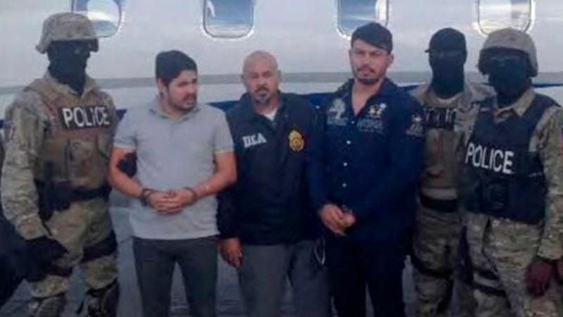 Los familiares del presidente venezolano intentaron pasar 800 kilos de cocaína a Estados Unidos.