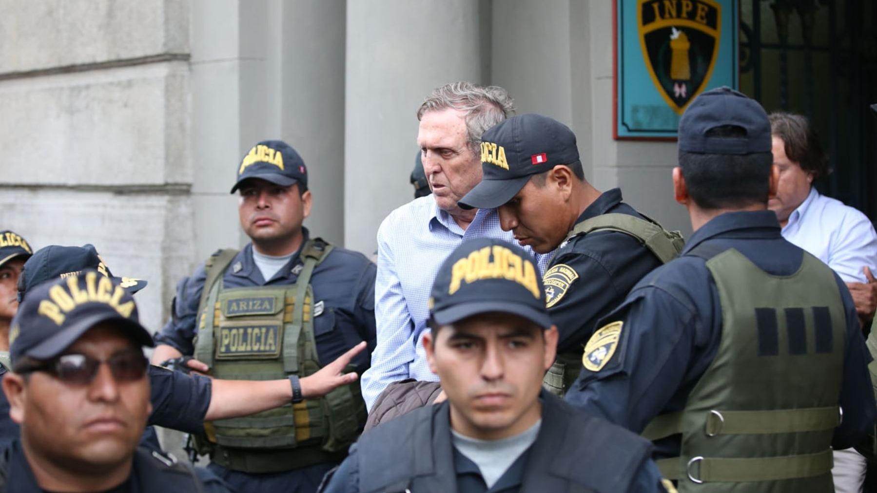 José y Hernando Graña fueron sentenciados a 18 meses de prisión preventiva.