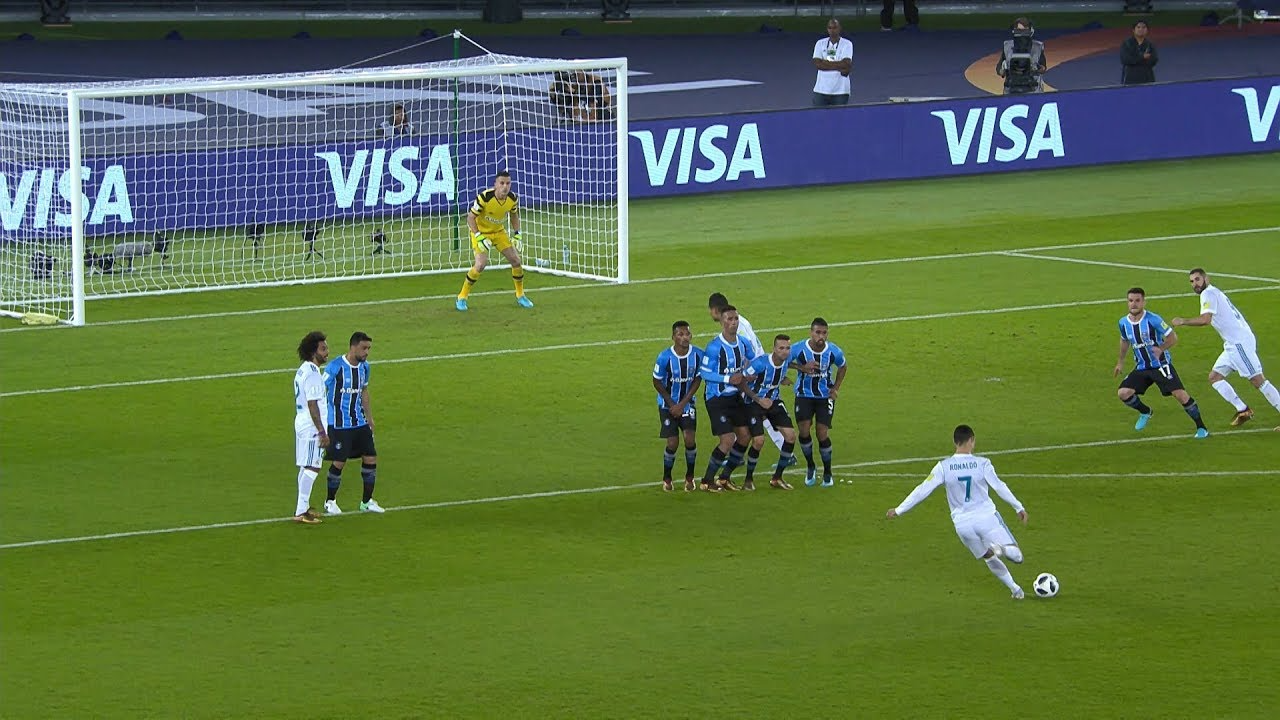 Final del Mundial de Clubes 2017: Real Madrid 1-0 Gremio.