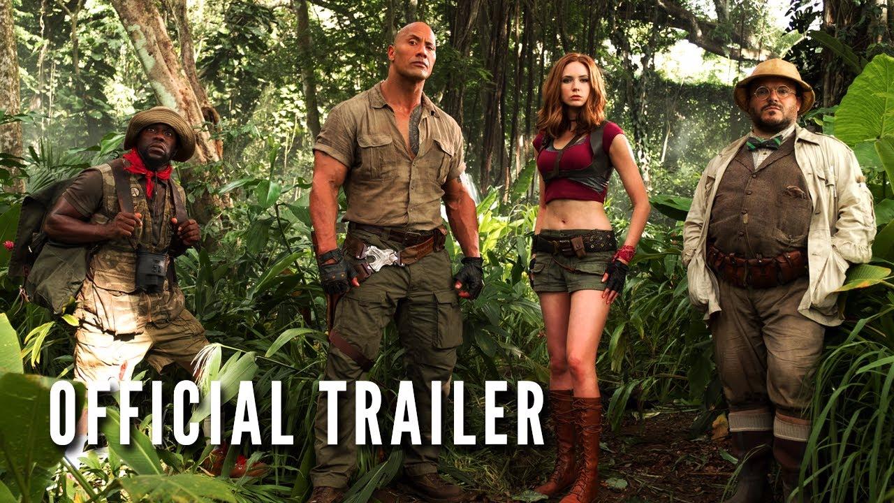 Jumanji: Welcome to the Jungle se estrena el próximo 21 de diciembre.