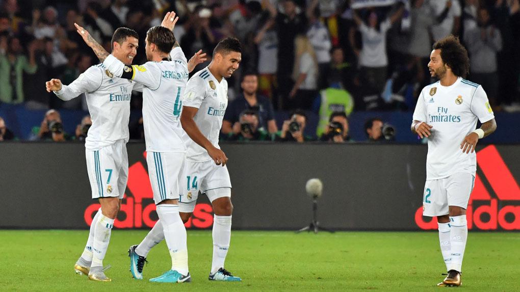 Real Madrid sigue imparable en los torneo internacionales que disputa.