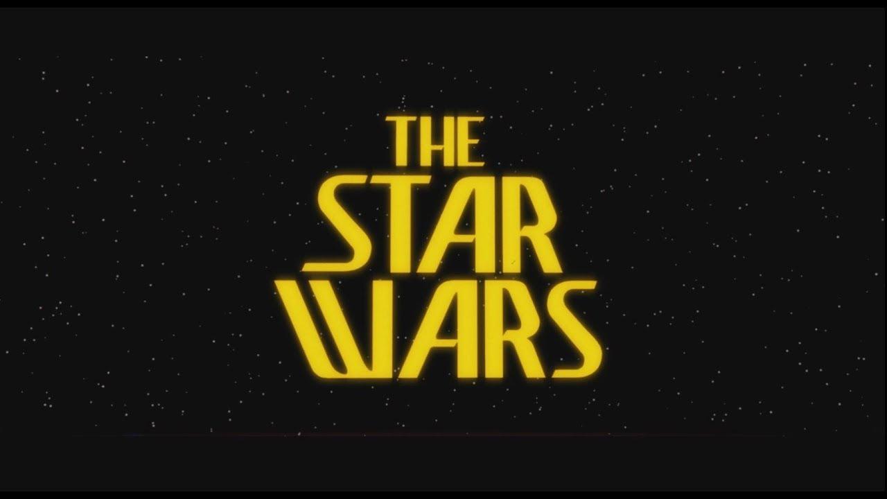 Este es el video sobre ideas originales de Star Wars