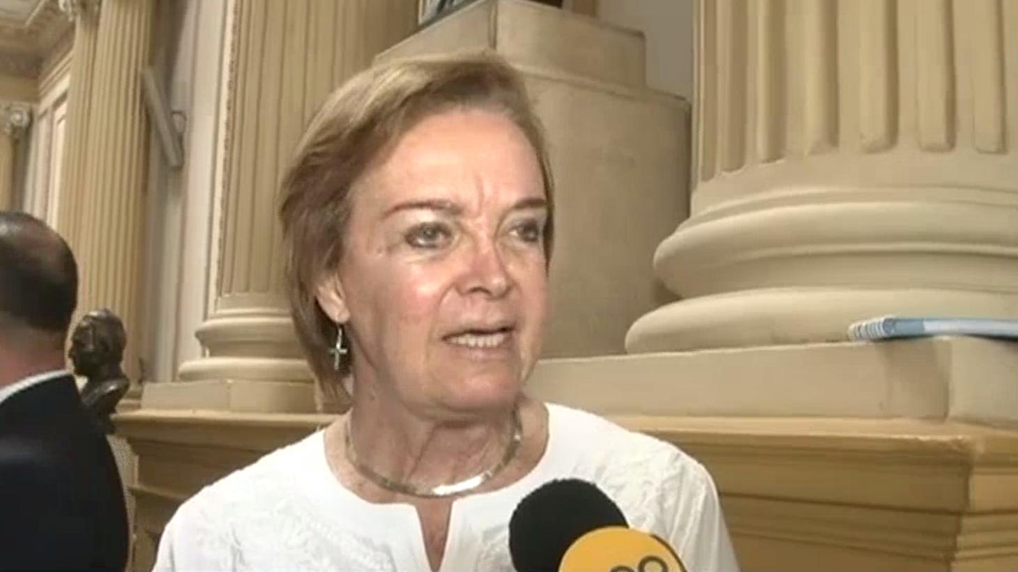 La ex parlamentaria también se pronunció sobre la votación de Kenji Fujimori, la cual estuvo en contra de la vacancia presidencial.