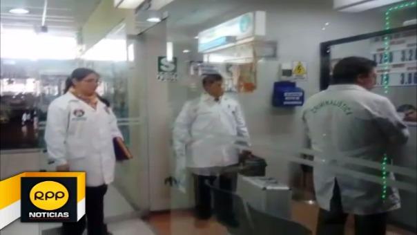 Hombre utilizó pasamontañas y arma de fuego para amedrentar a trabajadores que almorzaban cuando fueron atacados