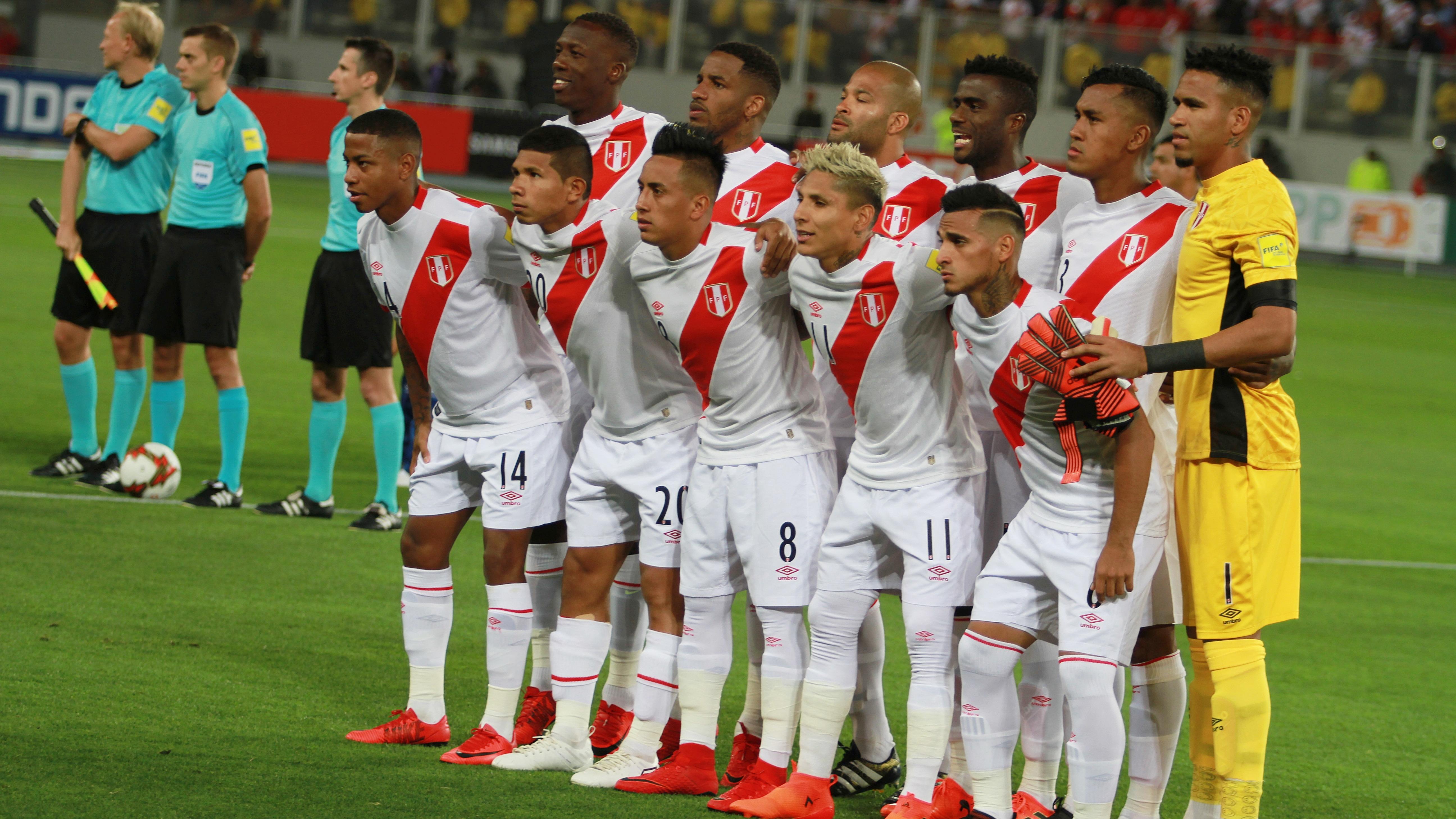 La Selección Peruana se ubica en el puesto 11 del ránking FIFA.