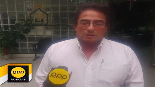 Concejo municipal de José Luis Bustamante suspendió por siete meses a Ytalo Ojeda Tristán.