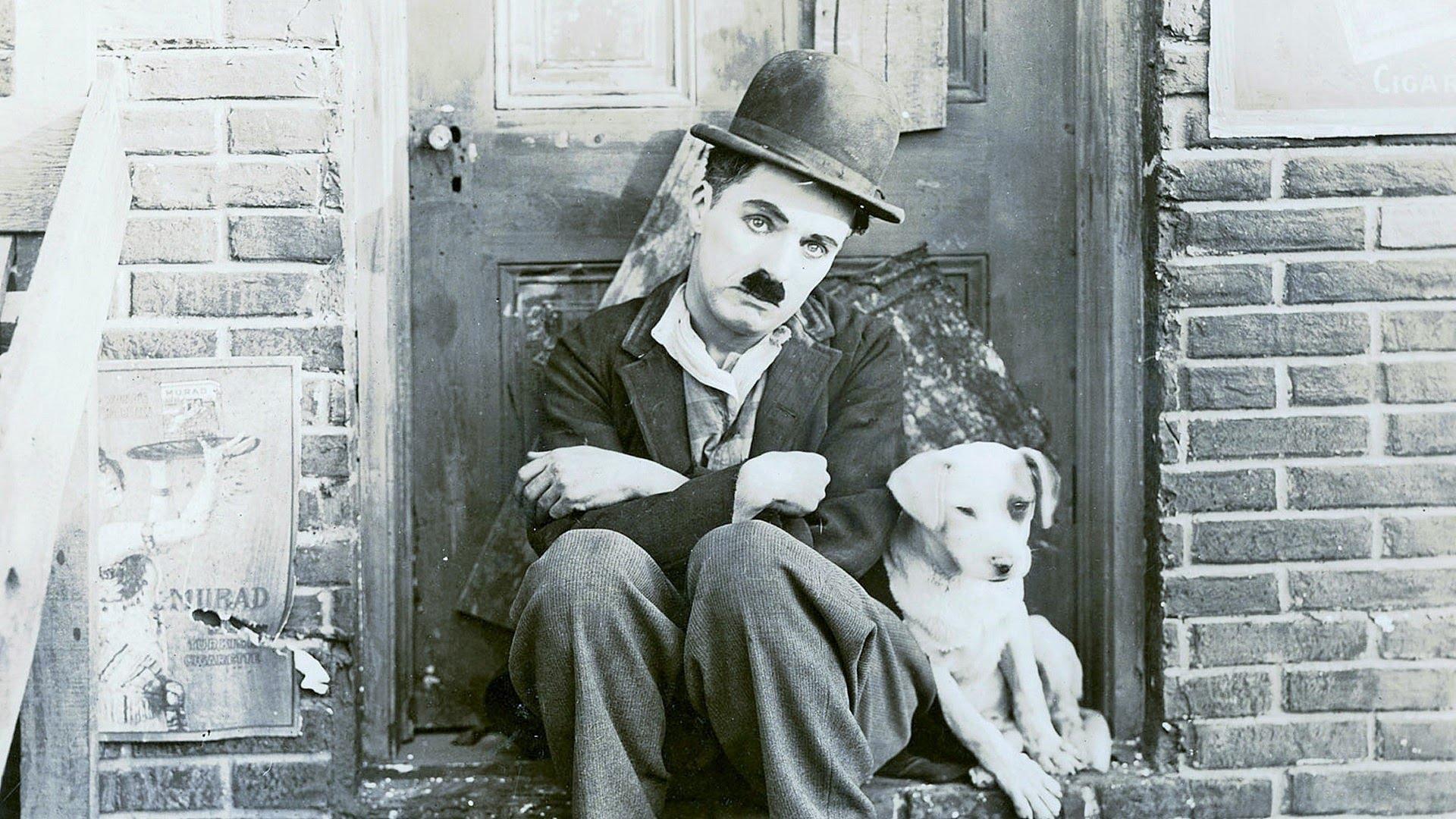 Charles Chaplin - Vida de Perros