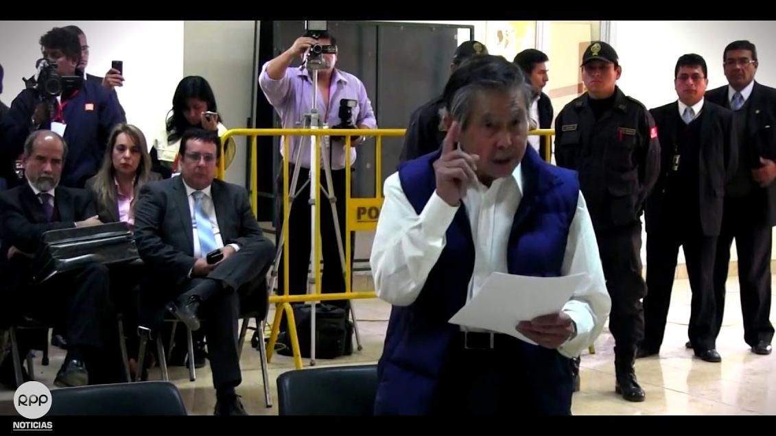 Esta es la historia del indulto a Fujimori