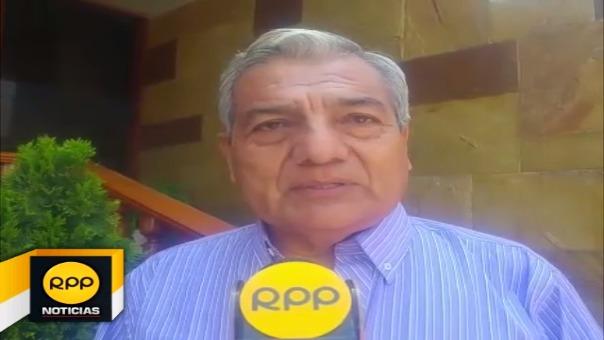 El alcalde Espinoza pidió dejar aun lado los enfrentamientos.