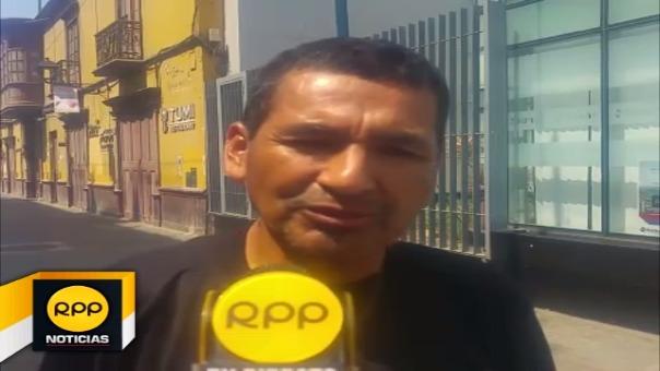 Dirigente anuncia movilizaciones por su líder Antauro Humala.