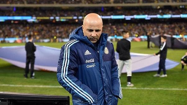 Jorge Sampaoli es entrenador de la Selección de Argentina desde el pasado abril.