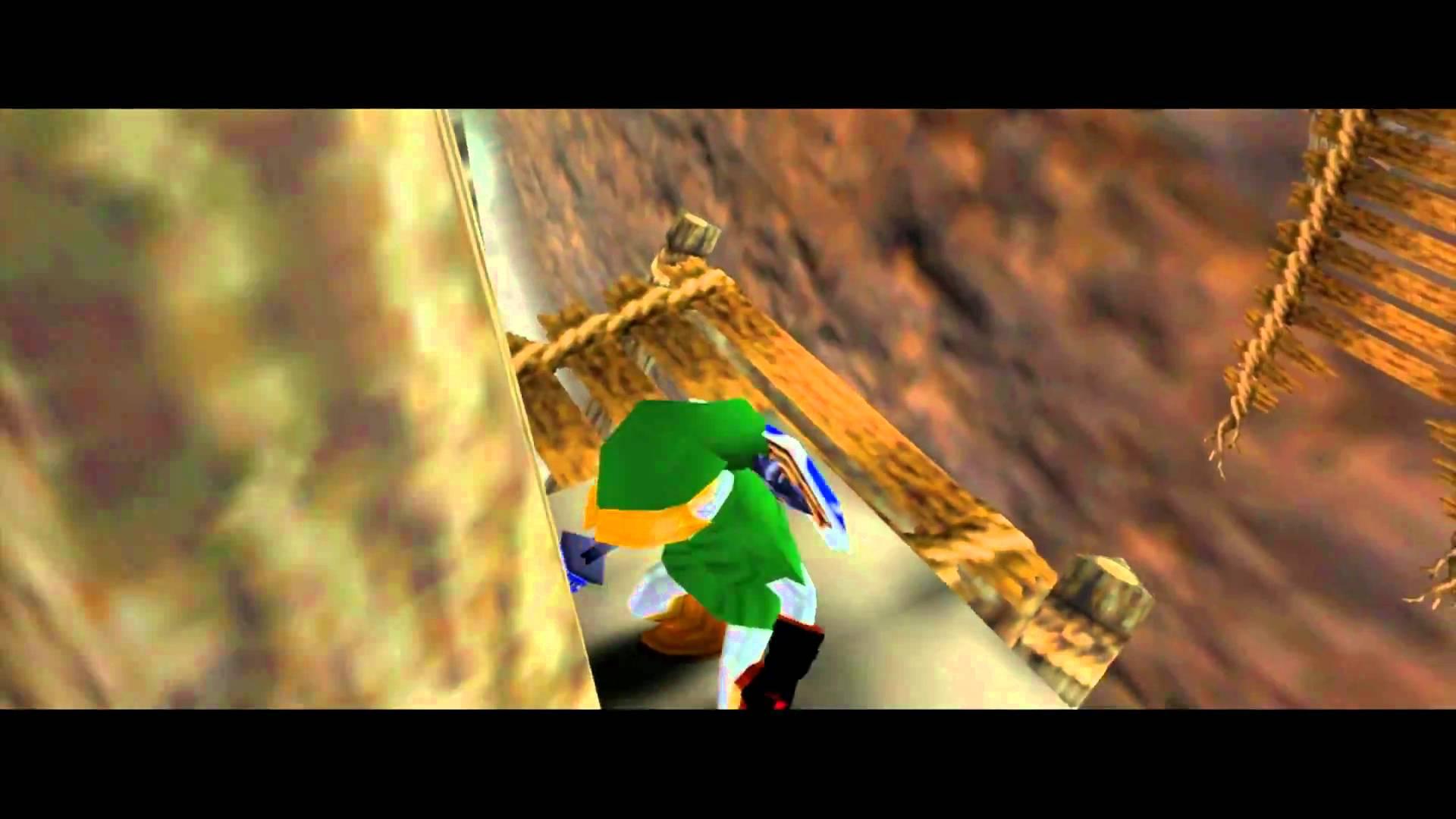 Ocarina of Time salió al mercado el 21 de noviembre de 1998.
