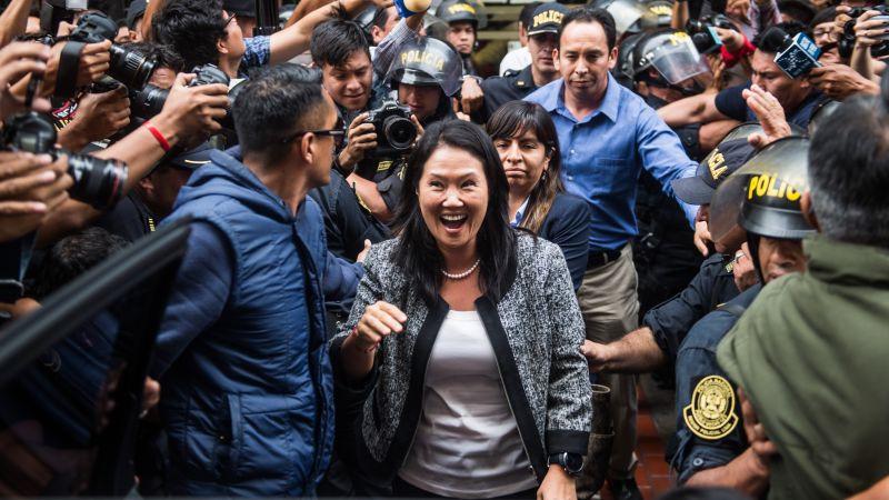 Los fujimoristas enfilaron sus baterías contra el Ministerio Público tras la filtración de un audio que compromete, entre otros, a su lideresa.