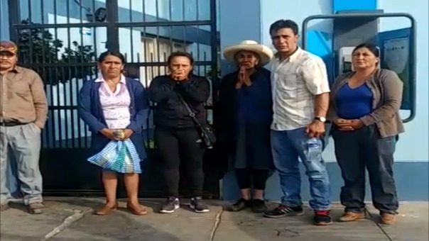 Crimen contra teniente gobernador en Chongoyape.