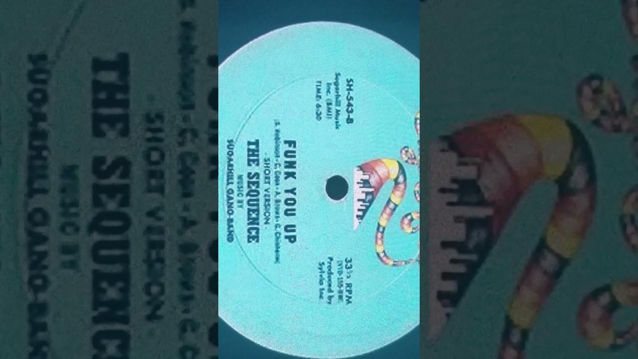 The Sequence asegura que Uptown Funk es un plagio de este tema.