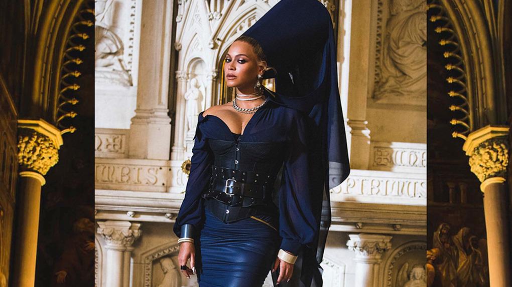 Beyoncé y su hija participan en videoclip.