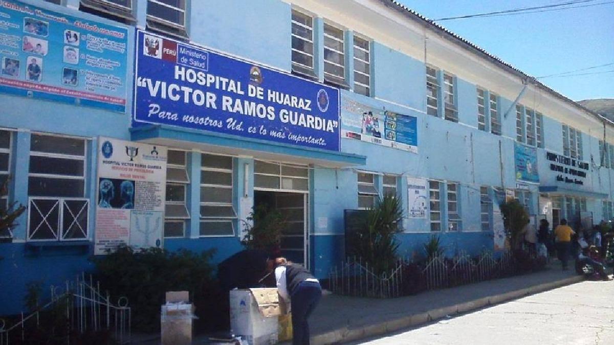 En el hospital de Huaraz aún se encuentran en observación una señora de 45 años y dos menores de edad.