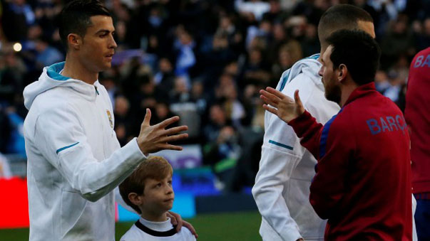 El último duelo entre Cristiano y Messi terminó en el triunfo de Barcelona por 3-0 ante Real Madrid en el Santiago Bernabéu.