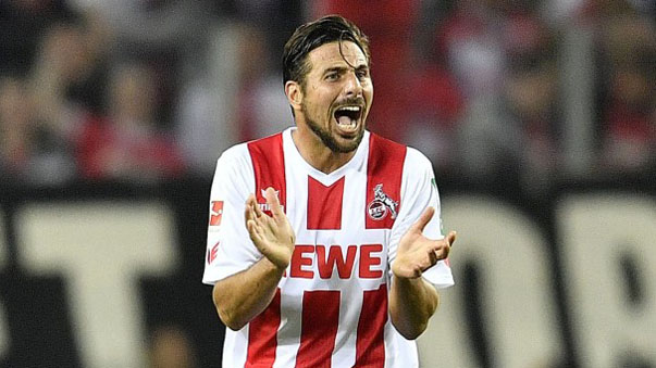 Claudio Pizarro tiene contrato con Colonia hasta mediados del 2018.