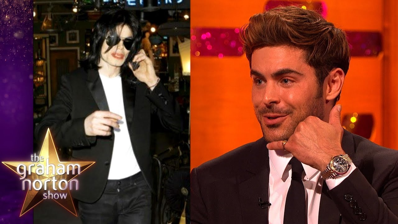 Zac Efron contó su anécdota en The Graham Norton Show