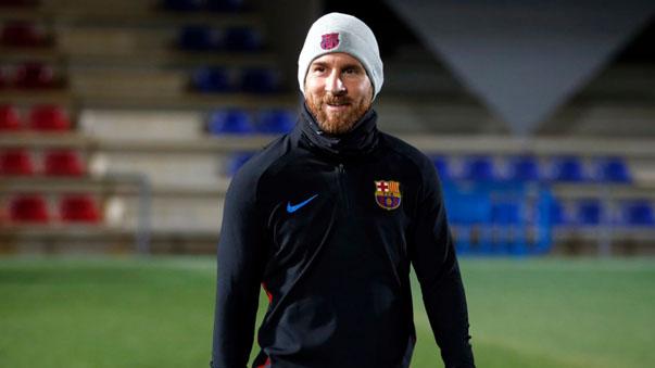 El Barcelona-Levante a desarrollarse este domingo será el primer duelo de Lionel Messi en 2018.