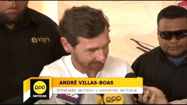 André Villas-Boas dirigió al Porto, Chelsea, Tottenham y Zenit.