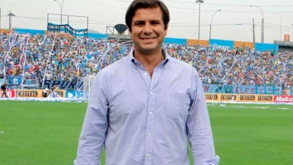 Felipe Cantuarias fue presidente de Sporting Cristal.