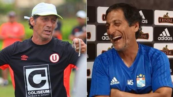 El chileno Mario Salas habló de su parecido con Pedro Troglio.