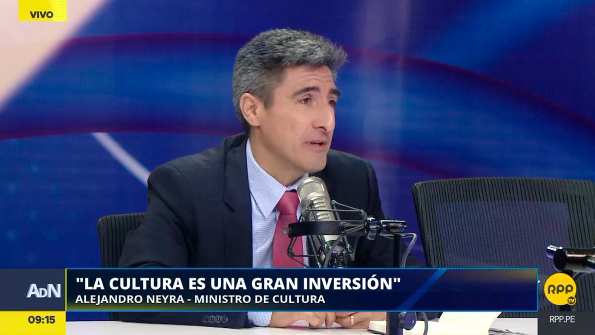 Alejandro Neyra es el sucesor de Salvador del Solar, quien renunció al gabinete tras el indulto otorgado por PPK a Alberto Fujimori.