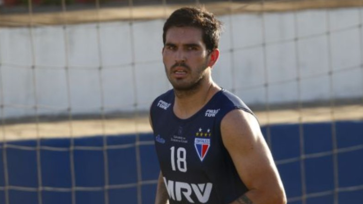 Germán Pacheco jugó la temporada anterior en Alianza Lima.