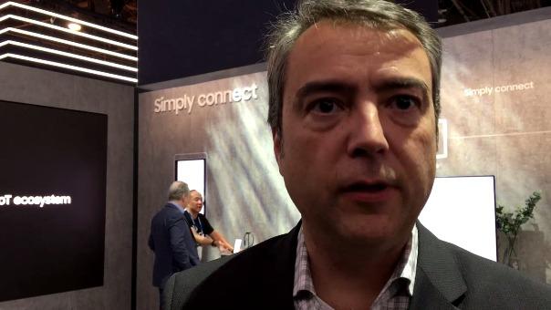 Mario Laffitte, vicepresidente de Marketing  Comunicaciones para Samsung Latinoamérica